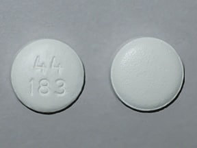 aspirin, buffered 325 mg tablet