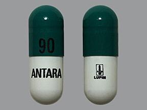 Antara 90 mg capsule