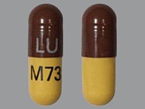 doxycycline monohydrate 100 mg capsule