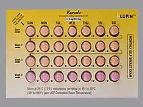 Kurvelo 0.15 mg-0.03 mg tablet