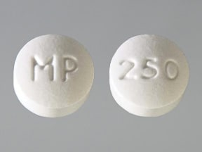 Chenodal 250 mg tablet