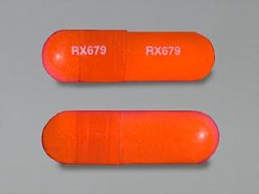 Seconal Sodium 100 mg capsule