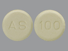 amiodarone 100 mg tablet
