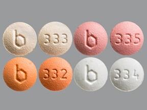 Caziant (28) 0.1 mg/0.125 mg/0.15 mg-25 mcg tablet