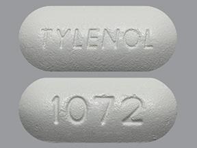 Tylenol Cold Head Congestion Severe 5 mg-325 mg-200 mg tablet