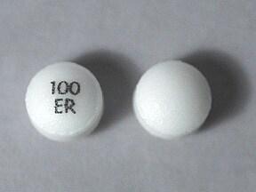 tramadol ER 100 mg tablet,extended release 24 hr