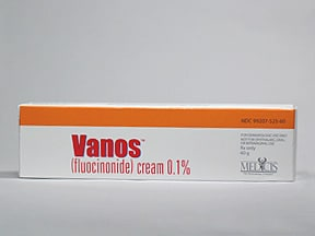 Vanos 0.1 % topical cream