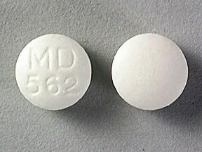 Metadate ER 20 mg tablet,extended release