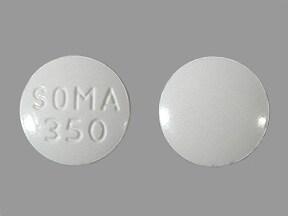 Soma 350 mg tablet