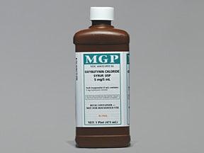oxybutynin chloride 5 mg/5 mL syrup