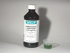 promethazine 6.25 mg/5 mL syrup