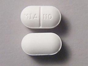 butalbital-acetaminophen-caffeine 50 mg-325 mg-40 mg tablet