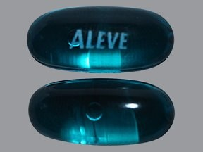 Aleve 220 mg capsule