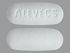 Aleve-D Sinus and Cold 220 mg-120 mg tablet,extended release