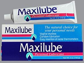 Maxilube topical gel