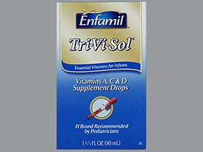 Tri-Vi-Sol 750 unit-35 mg-400 unit/mL oral drops