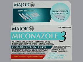 Miconazole-3 200 mg-2 % (9 gram) vaginal kit