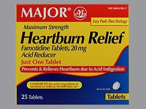 Can pepcid help acid reflux