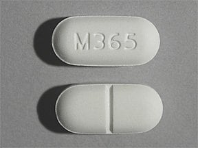 hydrocodone 5 mg-acetaminophen 325 mg tablet
