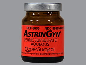 Astringyn 259 mg/g topical solution