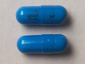 Altace 10 mg capsule