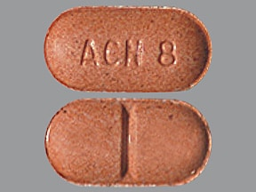 Aceon 8 mg tablet
