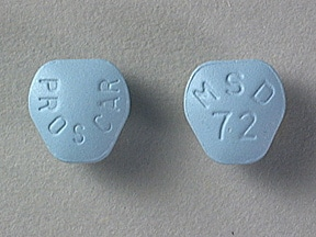 Proscar 5 mg tablet