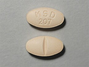 Prinivil 20 mg tablet