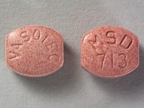 Vasotec 10 mg tablet