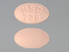 Zocor 10 mg tablet