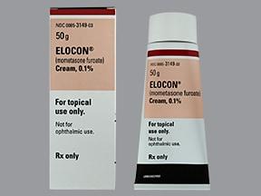Elocon 0.1 % topical cream