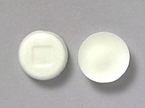 Maxalt-MLT 10 mg tablet dissolved on the tongue