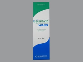Sumaxin 9 %-4 % topical cleanser