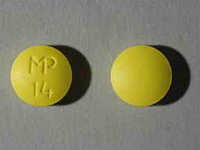 Mellaril 50 Mg