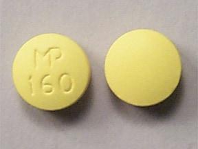 thioridazine 100 mg tablet