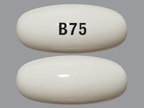 bexarotene 75 mg capsule