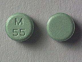 timolol 5 mg tablet
