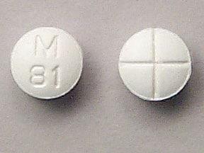 captopril 25 mg-hydrochlorothiazide 15 mg tablet