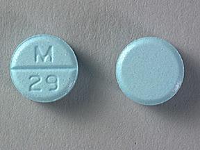 methyclothiazide 5 mg tablet