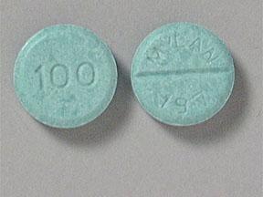chlorpropamide 100 mg tablet