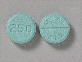 chlorpropamide 250 mg tablet