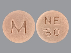 nifedipine ER 60 mg tablet,extended release