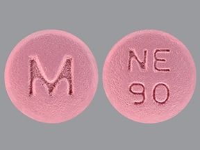 nifedipine ER 90 mg tablet,extended release