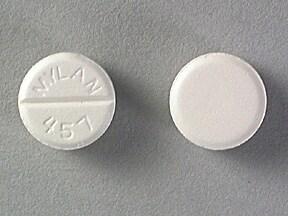 lorazepam 1 mg tablet