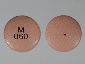 nifedipine ER 60 mg tablet,extended release 24 hr