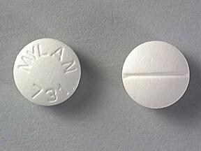propranolol 40 mg-hydrochlorothiazide 25 mg tablet