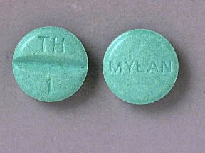 triamterene 37.5 mg-hydrochlorothiazide 25 mg tablet