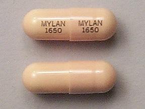 nitrofurantoin macrocrystal 50 mg capsule
