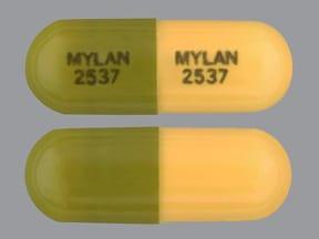 triamterene 37.5 mg-hydrochlorothiazide 25 mg capsule