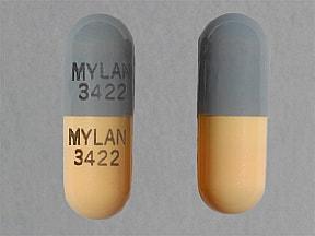 nitrofurantoin monohydrate/macrocrystals 100 mg capsule